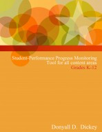 Student-Performance Progress Monitoring Tool for all content areas (Grades K-12)